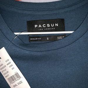 PacSun Shirts - Two brand new pacsun scallop fit t shirts